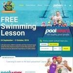 Free Swimming Lesson for Kids under 5 - September 24 - October 2
