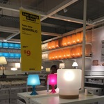 IKEA WA in Store - SINNERLIG 36cm Table Lamp $9 (Reduced from $89)