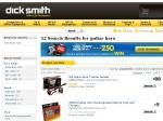 Various Guitar Hero Games Cheap Including Guitar Hero DS Bundle for $100.00 @ Dick Smith
