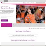 Foxtel Platinum + HD Package $99 a Month @ Telstra