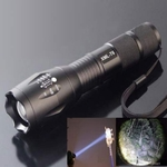 Ultrafire XML T6 5 Mode Zoomable 18650/AAA LED Flashlight AU $6.52 (US $4.74) Free Shipping @Tmart.com