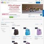 JanSport Superbreak Backpacks $11.92, Ravensburger 300pc Puzzles $10.36 Delivered + More @ GraysOnline eBay