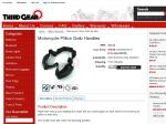 Third Gear - Motorcycle Pillion Grab Handles - $15.00 including FREE shipping
