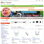 eBay Offers 24/6: Archer D9 Modem+Extender $160, ASUS RT-AC68U $180, VR600 VDSL $123, Galaxy S7 Dualsim $512, Sandisk 240GB SSD