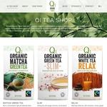 Qi Tea Shop Free Shipping on Orders over $45 @Qi Tea