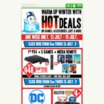 PS4 1TB + 5 Games + Media Remote ONLY $448, Injustice 2 $68, Stealth VR Headset $28, Selected POP Vinyls $4 & More @ EB Games