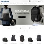 40% off Site-Wide at Samsonite