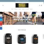 10% off Your First Legion Athletics Purchase at Muscle Foundation