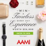 Win a 3N Derby Day Experience for 4 Worth $25,000 from AAMI