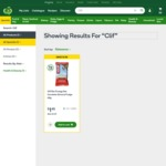 Woolworths Clif Bars $1.45 Each