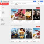$1.99 Movie Rentals @ Google Play Movies