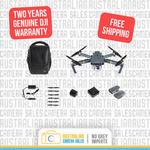 DJI Mavic Pro Fly More Combo - $1333.60  @ Aus Camera Sales eBay