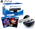 PlayStation VR Bundle (Headset, Camera, VR Worlds Game and GT Sport) - $299 + Shipping from Catch