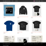 20% off  They Might Be Giants Merchandise