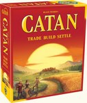 Settlers of Catan (5th Edition) AU $55 Shipped @ Mighty Ape