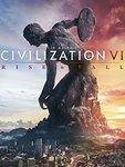 Sid Meier's Civilization VI: Rise and Fall DLC Steam Key $22.49 USD (~AU $28.70) (25% off) @ Green Man Gaming