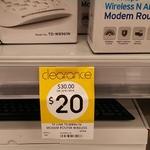 TP LINK Modem router - TD-W8961N $20 @ Kmart