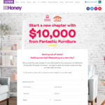 Win a $10,000 Fantastic Furniture Voucher from Nine Network