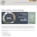 Win an Essastone Benchtop & Westinghouse Appliance Kitchen Package Worth $12,005 from Summit Homes Group [Perth Residents]