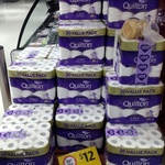 [NSW] Quilton 3 Ply Softness Toilet Tissue 36 Pack $12 @ Coles Blacktown