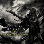 [PS4] Free - Destiny 2: Forsaken - Free Community Theme @ PlayStation