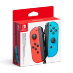 [Switch] Nintendo Switch Joy-Con Controller - Neon Red and Blue / Grey $99 @ Target