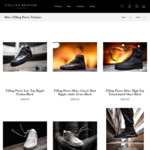 40% off Filling Pieces Sneakers @ Collier Bristow