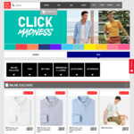 Free 330ml Stainless Steel Bottle When You Spend over $100 @ Uniqlo (Online)