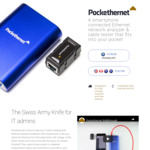 Pocket Ethernet €178.51 ($280.35 AU) Delivered (UPS) with 10% Discount for Black Friday