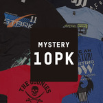 Mystery Geek T-SHIRT 10-PACK €22.99 (~AUD $36.99) + Shipping @ Sowia