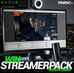 Win a Razer Streamer Prize Pack Worth Over $800 from Mwave