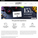 15% off Sitewide @ Gourmet Traveller Gift Card