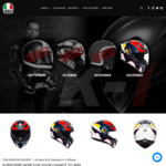 Win a AGV K-1 Pitlane Helmet from AGVHelmets (Monthly Draw Newsletter Subscribers)