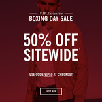 50% off Ben Sherman Online - Boxing Day Sales (Early Access Now for Members)
