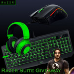 Win a Razer Peripheral Suite from Towelliee