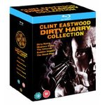 UPDATED: Dirty Harry Complete Collection (1-5) Blu-Ray Set $27 Delivered  & LOTS MORE @Amazon UK