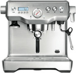 Breville BES-920 Dual Boiler Coffee Espresso Machine $714.60 + Delivery (Free C&C) @ The Good Guys eBay