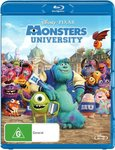 Blu-Ray Wonder Woman 3D/Alice In Wonderland 3D/Bolt/Monster Uni $9, Kill Bill 1/2/Yogi Bear 3D $7, Goodfellas $5 @ Amazon AU