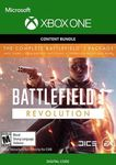 [XB1] Battlefield 1 Revolution + Battlefield 1943  AU $4.39 @ CD Keys