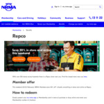 30% off at Repco This Weekend with Auto Card (NRMA, RACQ, RACV etc)