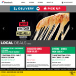 $7.95 Traditional / $10.90 Premium Pizzas (Pickup) @ Domino's