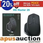 Logitech MX Master 2S - $85.56 + $15 Delivery (Free with eBay Plus) @ Apus Auction eBay