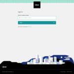 $140 One-Time Payment for Uber Drivers (With at Least 2,500 Completed Trips) via Uber Directed Share Program