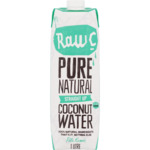 Raw C Coconut Water 1L for $2.50 @ Woolworths