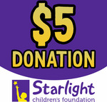 Free Shipping with $5 Starlight Donation @ EB Games