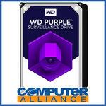 4TB WD Purple Surveillance $143.20 + $15 Shipping (Free with eBay Plus) @ Computer Alliance eBay