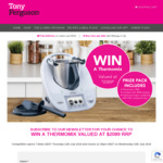 Win a Thermomix TM5 Worth $2,089 from TerryWhite Chemmart
