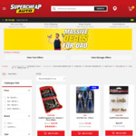 Toolpro Brand up to 50% off Limited Items, Spanners etc @ Supercheap Auto Online/Instore