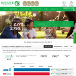 Owner Occupied Home Loan 2.77% @ Reduce Home Loans