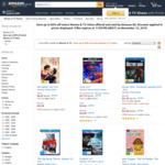 Up to 50% off Select Movies & TV Titles (e.g. Glass 4K $17.50, Wreck It Ralph 4K $16.50) @ Amazon AU